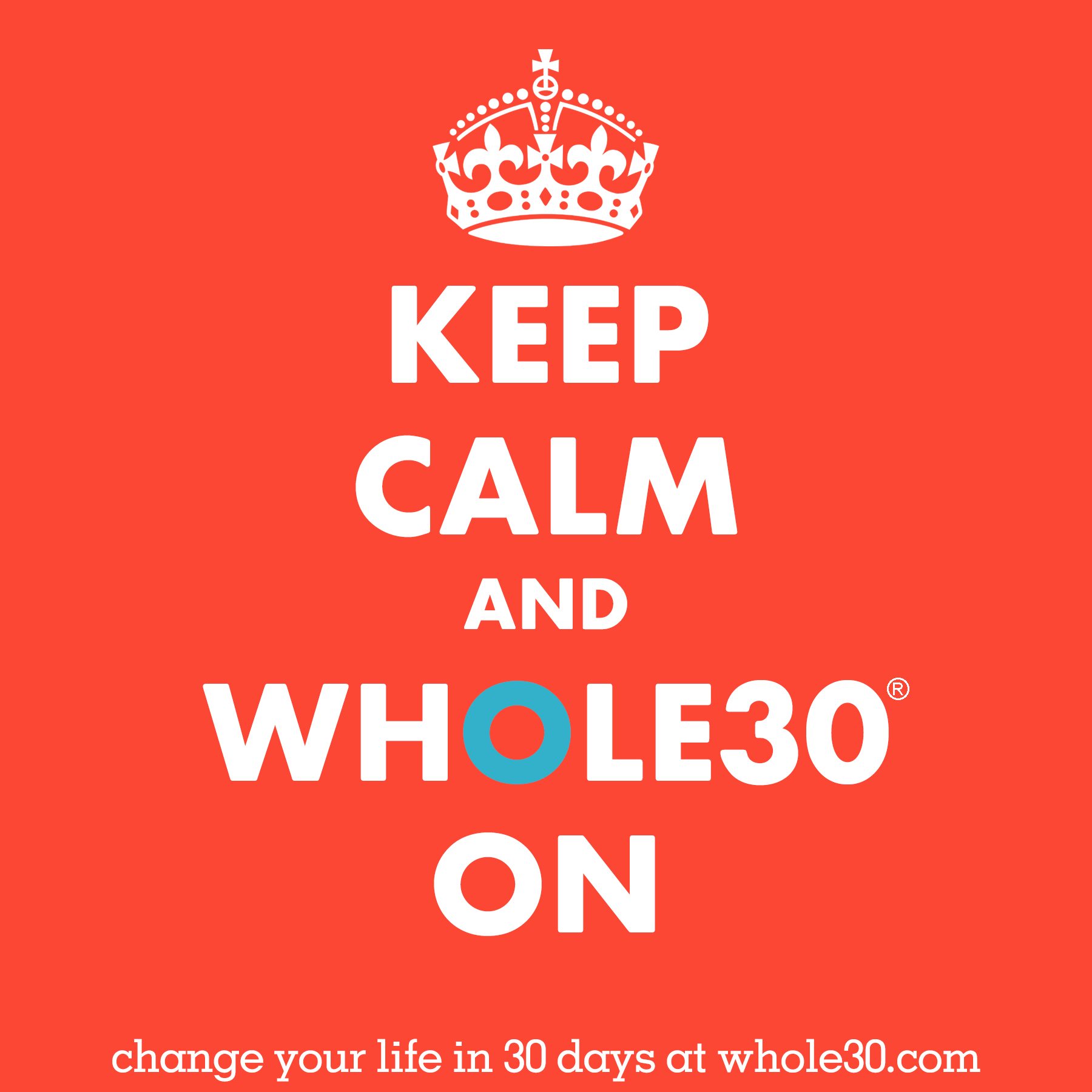 Remettre son corps à zéro avec le Whole30