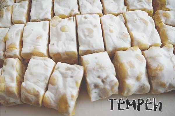 Croûtons de tempeh aux épices