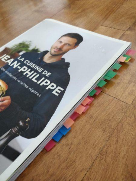 Du Livre à la Table: la cuisine de Jean-Philippe